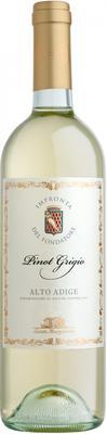 Вино белое сухое «Impronta del Fondatore Pinot Grigio» 2014 г.
