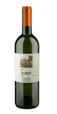Вино белое полусухое «Pravis Teramara Sauvignon» 2012 г.