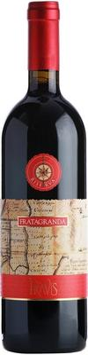 Вино красное сухое «Pravis Fratagranda Riserva Rosso» 2010 г.