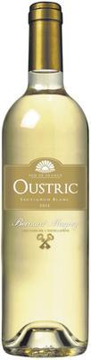 Вино белое сухое «Bernard Magrez Oustric Sauvignon Blanc»