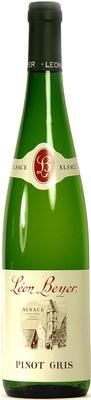 Вино белое сухое «Leon Beyer Pinot Gris Alsace» 2011 г.