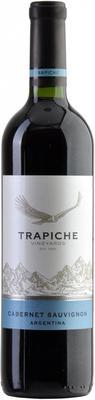 Вино красное сухое «Trapiche Vineyards Cabernet Sauvignon Mendoza» 2014 г.