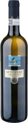Вино белое сухое «Montesolae Greco di Tufo» 2014 г.