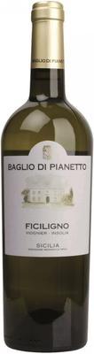 Вино белое сухое «Ficiligno Viognier/Insolia» 2011 г.