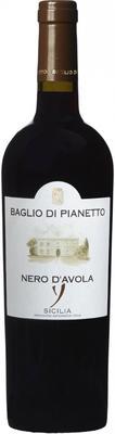 Вино красное сухое «Nero d'Avola Y» 2010 г.