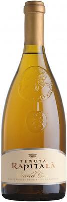 Вино белое сухое  «Tenuta Rapitala Gran Cru Chardonnay»