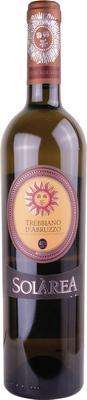 Вино белое сухое «Solarea Trebbiano d'Abruzzo» 2012 г.