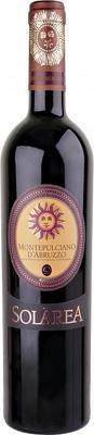 Вино красное сухое «Solarea Мontepulciano d'Abruzzo» 2011 г.