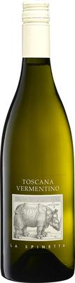 Вино белое сухое «La Spinetta Toscana Vermentino» 2015 г.
