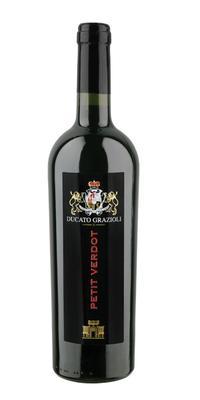 Вино красное сухое «Ducato Grazioli Petit Verdot rosso secco» 2014 г.