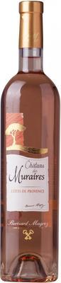 Вино розовое сухое  «Bernard Magrez Chateau des Muraires, 1.5 л» 2015 г.