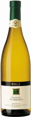 Вино белое полусухое «Vigneto Torricella Orvieto Classico» 2013 г.