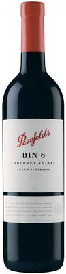 Вино красное сухое «Penfolds Bin 8 Cabernet Shiraz» 2011 г.