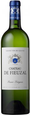Вино белое сухое «Chateau de Fieuzal» 2009 г.