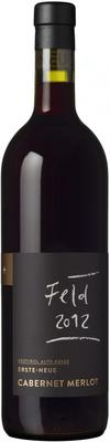 Вино красное сухое  «Cabernet-Merlot Feld»
