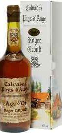 Кальвадос «Roger Groult Age d'Or Pays d'Auge » в подарочной упаковке