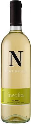 Вино белое сухое «Normanno Inzolia Terre Siciliane» 2013 г.