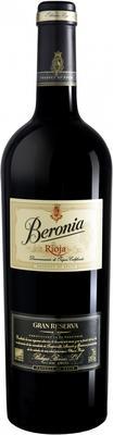 Вино красное сухое «Beronia Gran Reserva Rioja» 2008 г.