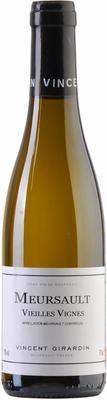 Вино белое сухое «Vincent Girardin Meursault Vieilles Vignes, 0.75 л» 2013 г.
