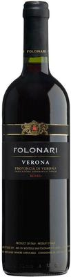 Вино красное полусухое «Folonari Verona» 2011 г.