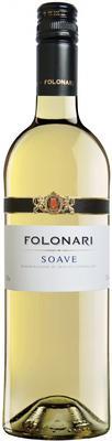 Вино белое полусухое «Folonari Soave» 2014 г.