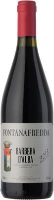 Вино красное сухое «Fontanafredda Barbera d'Alba» 2013 г.