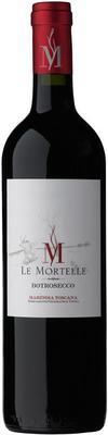 Вино красное сухое «Antinori, Le Mortelle,  «Botrosecco», Maremma Toscana» 2012 г.