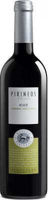 Вино белое сухое «Pirineos Seleccion Mesache Chardonnay/Gewurztraminer» 2014 г.
