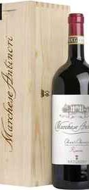 Вино красное сухое «Antinori, «Marchese Antinori», Chianti Classico Riserva» в подарочной упаковке