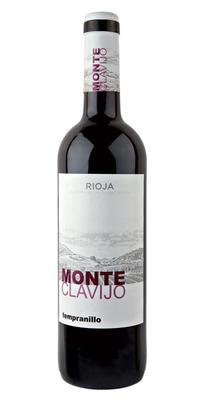 Вино красное сухое «Monte Clavijo Tempranillo» 2018 г.