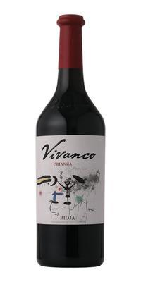 Вино красное сухое «Vivanco Crianza» 2010 г.