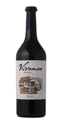 Вино красное сухое «Vivanco Reserva» 2008 г.