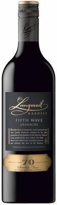 Вино красное сухое  «The Fifth Wave Grenache» 2012 г.