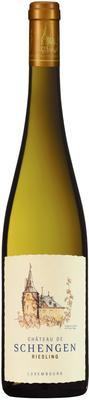 Вино белое полусухое «Chateau de Schengen Riesling Moselle Luxembourgeoise» 2014 г.