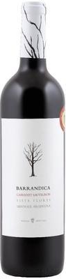 Вино красное сухое «Barrandica Cabernet Sauvignon» 2012 г.