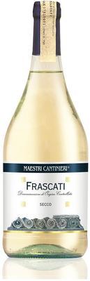 Вино белое сухое «Maestri Cantinieri Frascati » 2013 г.