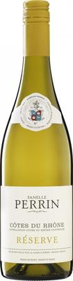 Вино белое сухое «Perrin Reserve Cotes du Rhone» 2015 г.