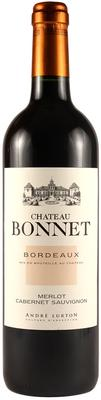 Вино красное сухое «Chateau Bonnet Merlot-Cabernet Sauvignon Bordeaux» 2011 г.