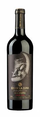 Вино красное сухое «Rio De La Luna Gran Reserva Syrah» 2008 г. с защищенным географическим указанием