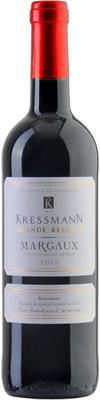 Вино красное сухое «Kressmann Grande Reserve Margaux» 2012 г.