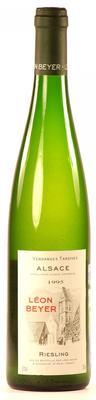 Вино белое полусухое «Leon Beyer Riesling Vendanges Tardives Alsace» 1995 г.