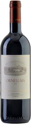 Вино красное сухое «Ornellaia Bolgheri Superiore, 0.75 л» 2011 г.