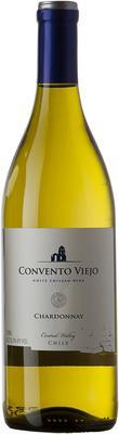 Вино белое сухое «Convento Viejo Chardonnay» 2012 г.