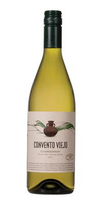Вино белое сухое «Convento Viejo Chardonnay» 2014 г.
