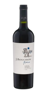 Вино красное сухое «J. Bouchon Cabernet Sauvignon Reserva» 2013 г.