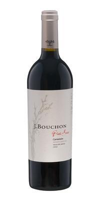 Вино красное сухое «J. Bouchon Carmener Reserva Especial» 2013 г.