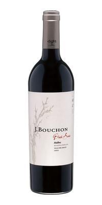 Вино красное сухое «J. Bouchon Malbec Reserva Especial» 2011 г.