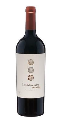 Вино красное сухое «J. Bouchon Las Mercedes Ensamblaje» 2009 г.