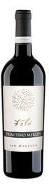 Вино красное полусухое «Talo Primitivo Merlot» 2015 г.