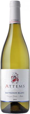 Вино белое сухое «Attems Sauvignon Venezia Giulia» 2014 г.